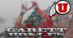 Garett Bolles Utah Highlights || Top Tackle Prospect ||