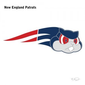 Patriots Pokemon