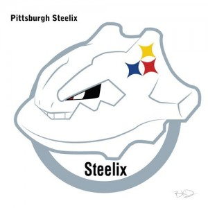Steelers pokemon