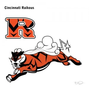 Bengals pokemon