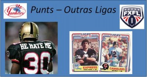 punts - outras ligas